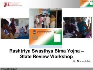 Rashtriya Swasthya Bima Yojna –  State Review Workshop