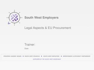 South West Employers