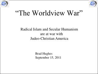 """The Worldview War"""
