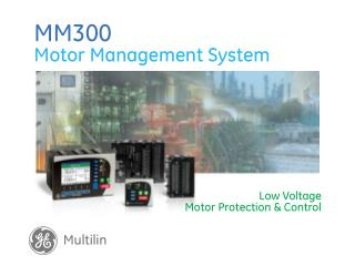MM300 Motor Management System