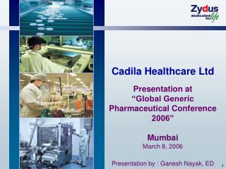 cadila healthcare speaks exclusively - 320×240