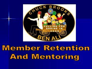 Member Retention And Mentoring