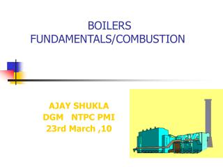 BOILERS   FUNDAMENTALS/COMBUSTION