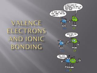 Valence Electrons and ionic Bonding