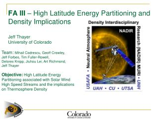 Periodic Coronal Holes and Corotating Interaction Regions in the Interplanetary Medium