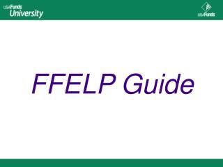 FFELP Guide