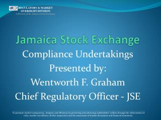 Jamaica Stock Exchange