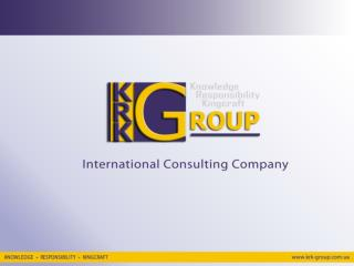 Consulting Company KRK Group