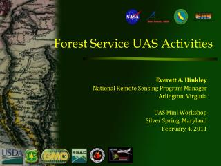 Forest Service  UAS  Activities
