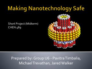 Making Nanotechnology Safe