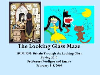 The Looking Glass Maze