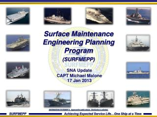Surface Maintenance Engineering Planning Program