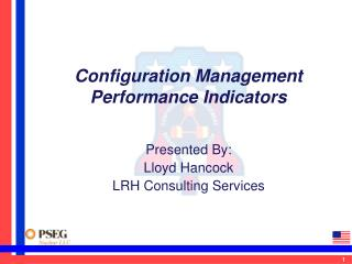 Configuration Management Performance Indicators