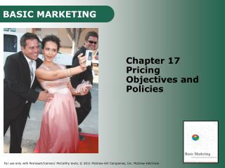 Chapter 17 Pricing Objectives and Policies