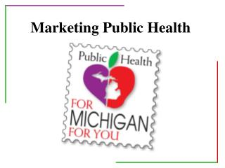 Marketing Public Health