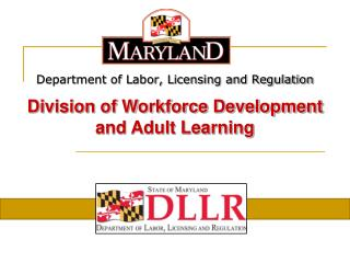 Department of Labor, Licensing and Regulation