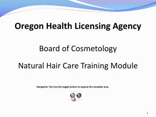 Oregon Health Licensing Agency