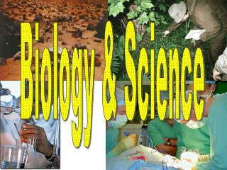 Biology & Science
