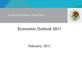 Economic outlook 2011