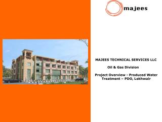MAJEES TECHNICAL SERVICES LLC Oil & Gas Division