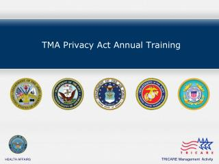 TMA Privacy Act Annual Training