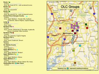 OLC Groups
