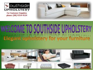 Furniture Upholstery Perth