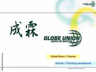 Global Brand / Channel