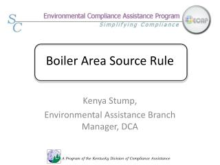 Boiler Area Source Rule