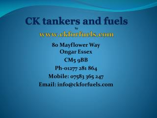 Fuel heating prices