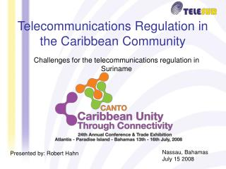 Telecommunications Regulation in the Caribbean Community