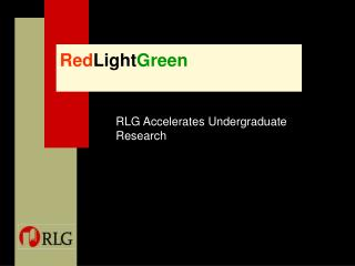 Red Light Green