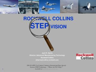 ROCKWELL COLLINS STEP  VISION
