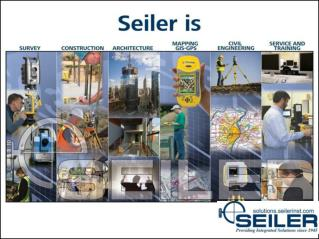 Seiler Instrument January 7, 2013