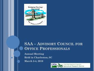 SAA – Advisory Council for Office Professionals