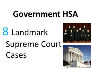 Government HSA