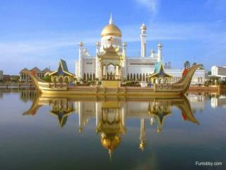 Beautiful Masjid of Brunei