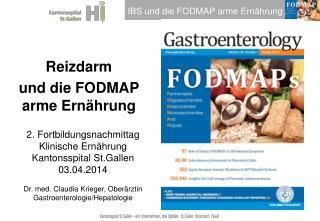 Reizdarm und die FODMAP arme Ernährung