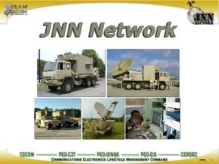 What Does the JNN Network Provide?