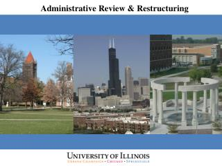 Administrative Review & Restructuring