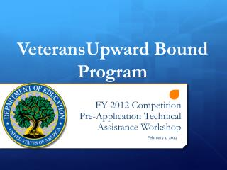 FY 2012 Competition Pre-Application Technical Assistance Workshop