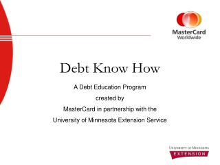 Debt Know How
