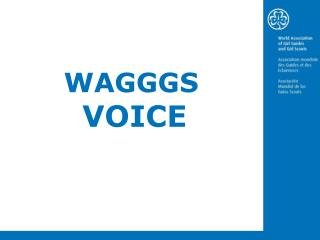 WAGGGS VOICE