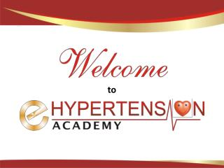 HYPERTENSION IN INDIA