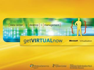 Business Value of Virtualization