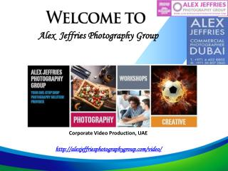 Corporate Web Video Production Dubai and Abu Dhabi