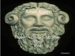 Amon Kneph