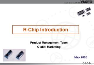 R-Chip Introduction