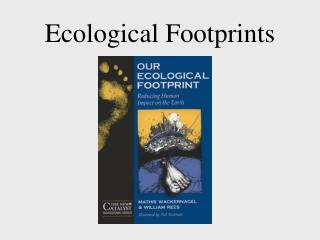 Ecological Footprints