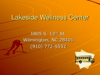 Lakeside Wellness Center